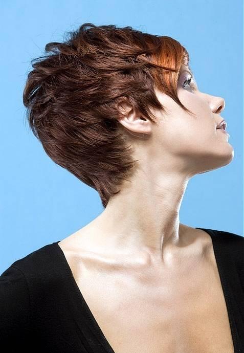 И прически 2013 на короткие волосы